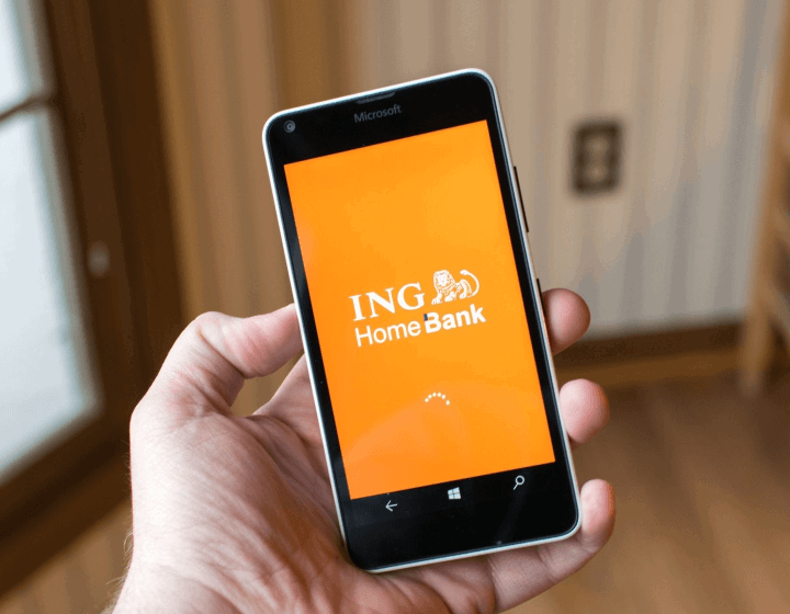ING Home'Pay payments