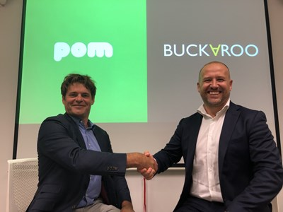 POM partners up with Buckaroo
