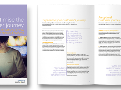 Whitepaper: Optimize the customer journey