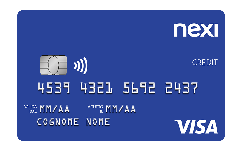 Nexi Payments betaalmethode